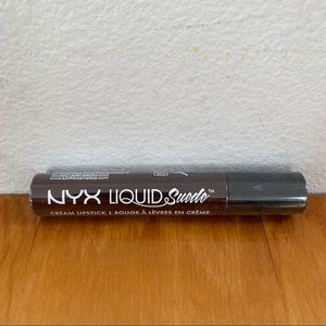 NYX Liquid Suede Cream Lipstick Clubhopper Red NWT